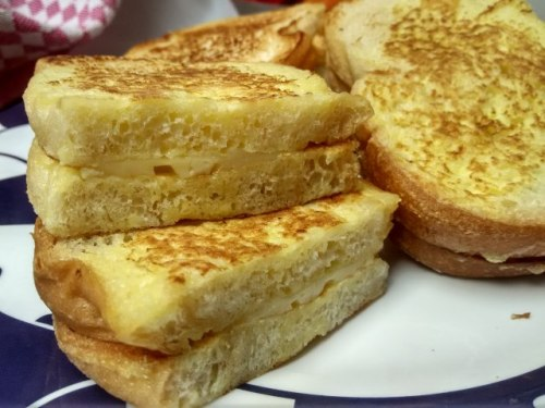 french toast keju