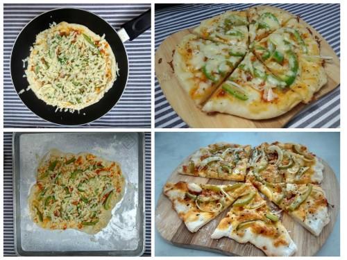 paling pas untuk topping pizza.