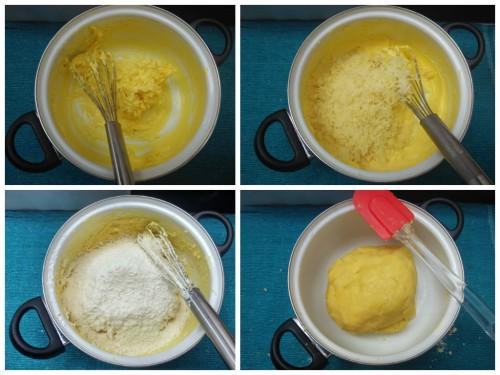 bikin kue kering tanpa mixer, jadi juga.